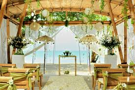 interior design awesome beach wedding theme decorations