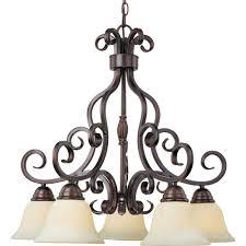 maxim lighting manor 5 light oil rubbed bronze chandelier