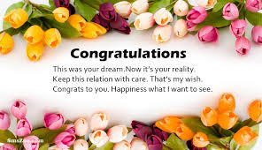 congratulate engagement congratulation quotes congratulation sms messages