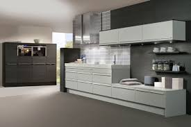 white kitchen cabinets and gray walls genuine home design