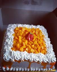 Kek Mango kek mango delight koleksi resepi azlina ina