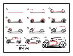kid car drawing how to draw a car for kids 78 best images about car drawing for
