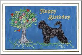 invitations dog birthday cards
