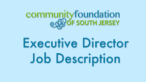 Seeking New Cfsj Is Seeking New Executive Director Community Foundation Of