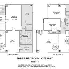 the rivervale condo floor plan modern loft floor plans apartment 2 story house cozy cabin