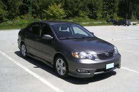 toyota corolla xrs 2008 the toyota corolla xrs was a corolla that was actually to