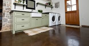 Best Stained Concrete Floor  Making Stained Concrete Floor For - Concrete home floors