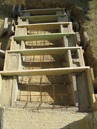 treppe betonieren treppe selber bauen beton außentreppe so einfach geht s de 9