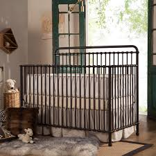 Charleston Convertible Crib by Franklin U0026 Ben Winston 4 In 1 Convertible Iron Crib From