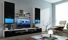 Wall Mounted Living Room Furniture Best Wall Unit Furniture Living Room Modern Built In Tv Wall