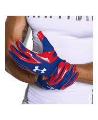 Flag Football Gloves Under Armour Alter Ego F4 Football Gloves Captain America Xx