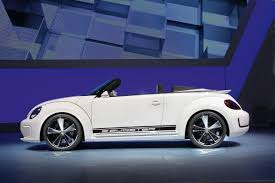 volkswagen beetle white convertible 2012 white volkswagen beetle e bugster side eurocar news