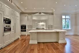 Kitchen Island Wood Countertop by Hickory Wood Driftwood Madison Door Open Concept Kitchen Ideas