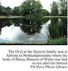 Princess Diana S Grave The Diana Chronicles By Tina Brown