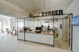 Regal Kitchen Pro Collection by Sons Of Architecture Project Regal Burger Anděl