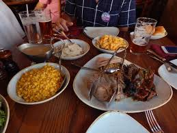 thanksgiving dinner picture of liberty tree tavern orlando