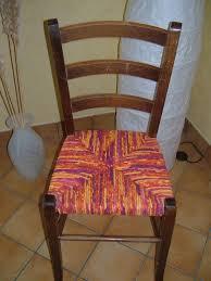 rempailler une chaise chaise rempailler rénover un fauteuil