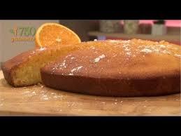 recette de gâteau à l orange 750 grammes
