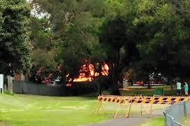 Backyard Granny Flat Fire Destroys Wallsend Granny Flat Abc News Australian