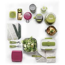 trudeau accessoires cuisine contenants et accessoires assortis pour le lunch fuel par