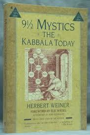 adin steinsaltz books 9 1 2 mystics the kabbala today herbert weiner elie wiesel
