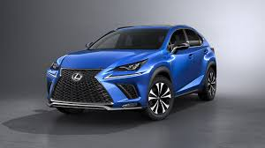 lexus hatchback 2017 2018 lexus nx debuts new look and enhanced handling