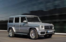 mercedes g wagon we take a look at the design of the next generation mercedes benz