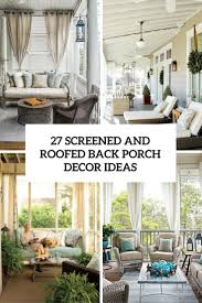Nautical Patio Decor by Hgtv Spring House U0027s Screened In Porch U2014 Check Out These Quick And