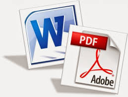 Word To Pdf How To Save Or Convert Microsoft Office Word 2007 As Pdf File