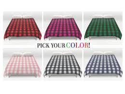 buffalo check duvet box check comforter plaid bedding queen