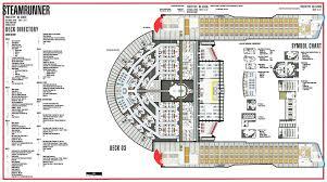 star trek blueprints steamrunner class starship prototype nx 52000