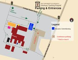 University Of Chicago Hospital Map by Uga Veterinary Technician Conference 2017