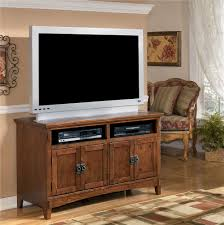 Ashley Furniture Ashley Furniture Cross Island 50 Inch Oak Tv Stand With Mission