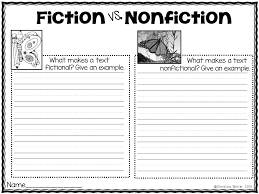 mrs winter u0027s bliss fiction vs nonfiction teaching ideas