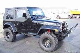 1997 jeep wrangler se buy used 1997 jeep wrangler se must see lift tires winch