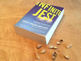 Seeking Infinite Jest S Publicly Displayed Copy Of Infinite Jest Actually Just