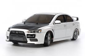 mitsubishi lego amazon com tamiya mitsubishi lancer evolution x tt 02d chassis