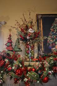 How To Decorate A Mantel For Christmas Christmas Garland Ideas U2013 Happy Holidays