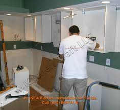 good kitchen cabinet installation on ikea kitchen cabinet