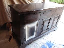 Kitchen Buffet Cabinets Ugly Buffet Hutch To A Kitchen Storage Swan Houston Furniture