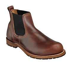 womens boots made in america wood n mens romeo brown leather chelsea