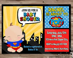 superman baby shower superman baby shower invitations theruntime