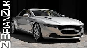 2016 lagonda taraf the 1 aston martin lagonda taraf sedan youtube