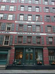 the julliard building at 18 leonard st in tribeca sales