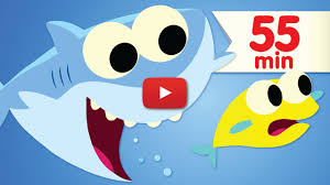 baby shark youtube learning station baby shark super simple