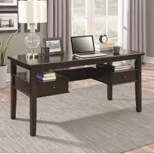 Espresso Secretary Desk by Desk Office Furniture Orange County Garden Grove California