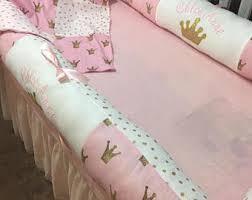 Girly Crib Bedding Girly Crib Bedding Etsy