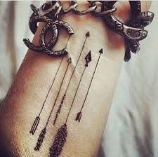55 inspiring arrow tattoos that will you want to get inked