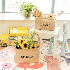 4 Tier Toy Organizer With Bins Toy Storage Bins Maidmax Kids Collapsible Storage Basket