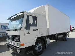 volvo light trucks used volvo fl7 285 box trucks year 1997 price 9 442 for sale